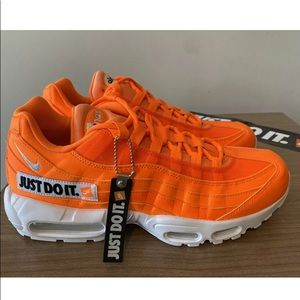 Nike Air Max 95 Just Do It Size 6 Brand New